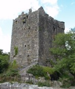 Moy Castle now